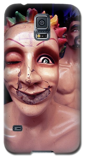 Galaxy S5 Case featuring the photograph Born Slippy  by Richard Piper