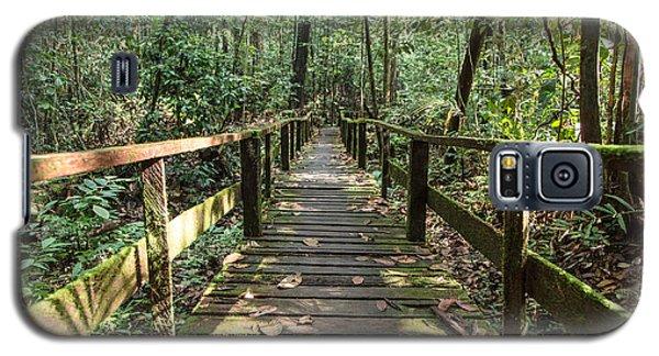Borneo Jungle Galaxy S5 Case