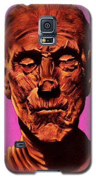 Borris 'the Mummy' Karloff Galaxy S5 Case