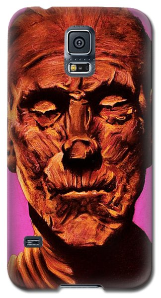 Borris 'the Mummy' Karloff Galaxy S5 Case