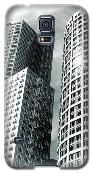 Boston Architecture Galaxy S5 Case
