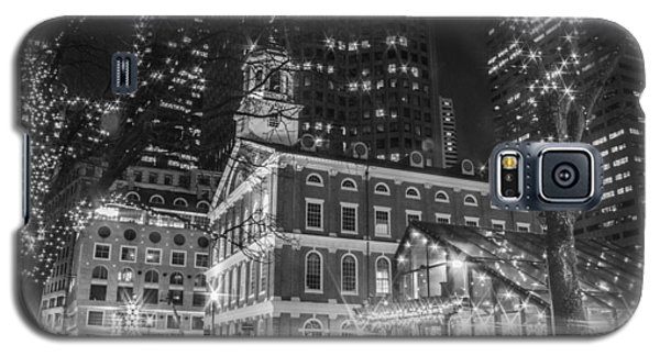 Boston Faneuil Hall  Galaxy S5 Case