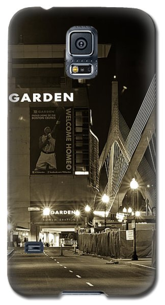 Boston Garder And Side Street Galaxy S5 Case