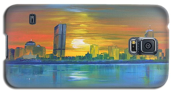 Boston II Galaxy S5 Case by Barbara Hayes