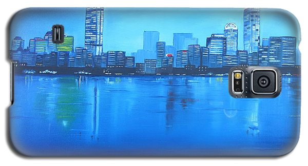Boston IIi Galaxy S5 Case by Barbara Hayes