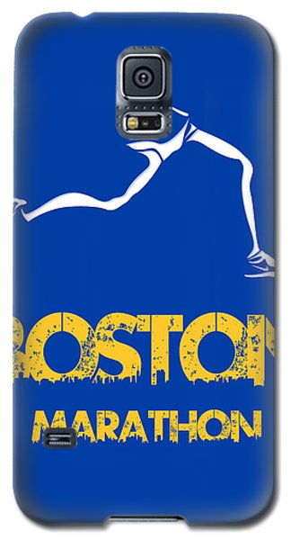 Boston Marathon2 Galaxy S5 Case by Joe Hamilton