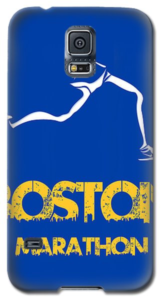 Boston Marathon2 Galaxy S5 Case