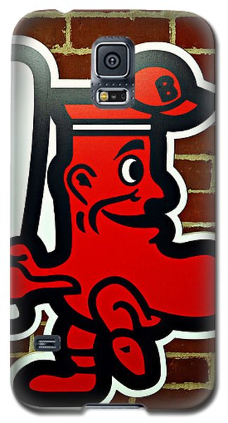 Boston Red Sox 1950s Logo Galaxy S5 Case