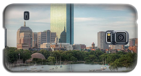 Boston Skyline I Galaxy S5 Case