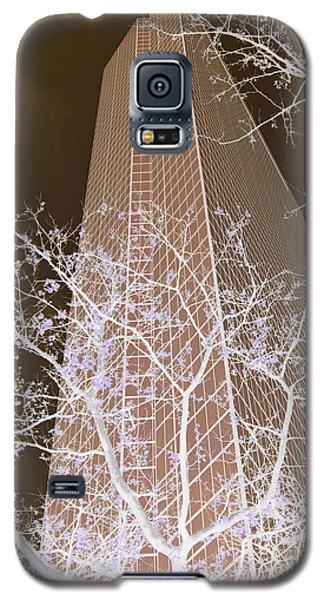 Boston Skyscraper Galaxy S5 Case