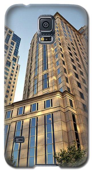 Boston Skyscrapers Galaxy S5 Case
