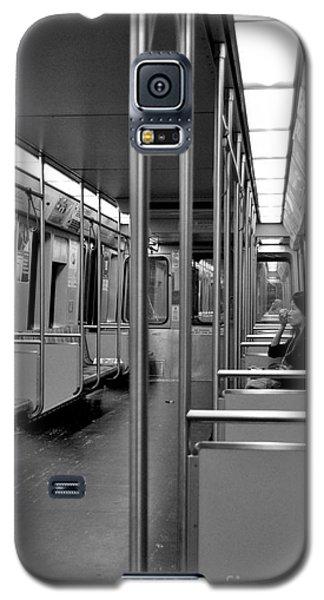 Boston Subway  Galaxy S5 Case