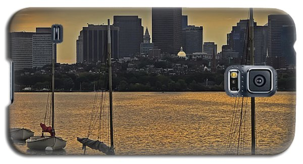 Boston Sunrise Galaxy S5 Case