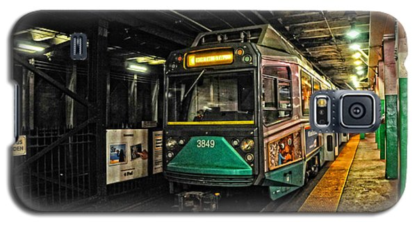Boston's Mbta Green Line Galaxy S5 Case