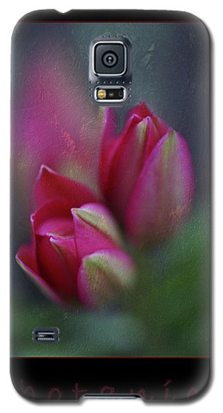 Galaxy S5 Case featuring the photograph Botanic by Annie Snel