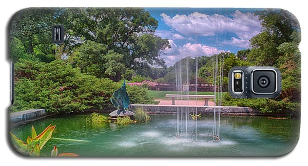 Botanical Garden Galaxy S5 Case