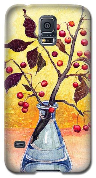 Bottled Autumn Galaxy S5 Case