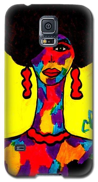 Bottlenecked Diva Galaxy S5 Case