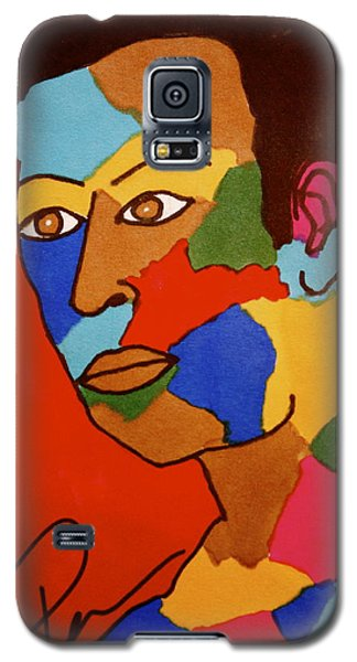 Bottlenecked Man Galaxy S5 Case