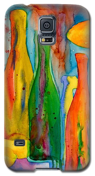 Bottles And Lemons Galaxy S5 Case