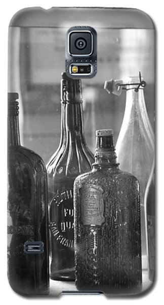 Bottles Of Bodie Galaxy S5 Case by Jim Snyder