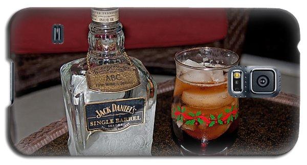 Galaxy S5 Case featuring the photograph Jack Daniels - Single Barrel by John Black