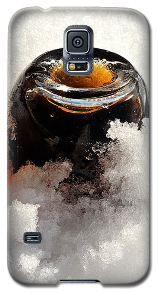 Galaxy S5 Case featuring the photograph Bottoms Up by Marwan Khoury