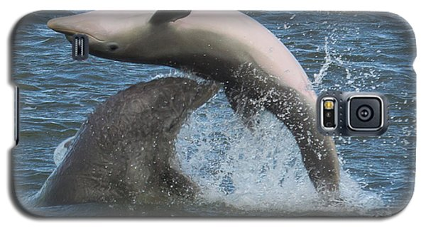 Galaxy S5 Case featuring the photograph Bottom's Up by Patricia Schaefer