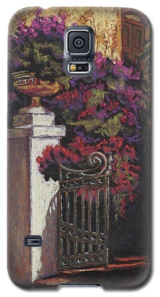 Bougainvillea Galaxy S5 Case