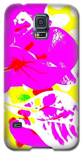 Bougie Galaxy S5 Case by Dana Patterson