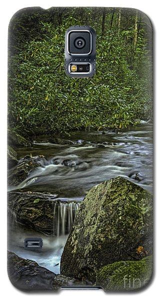 Boulders And Stream Galaxy S5 Case