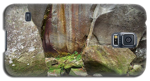 Boulders By The River Galaxy S5 Case
