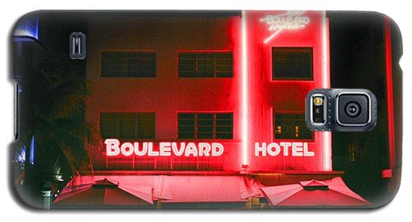 Boulevard Hotel Galaxy S5 Case