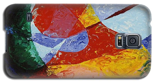 Bound Galaxy S5 Case by Lola Connelly