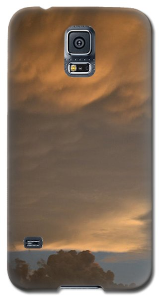 Galaxy S5 Case featuring the photograph Boundaries by Lyle Crump