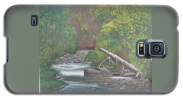 Boundary Creek  Bc Galaxy S5 Case