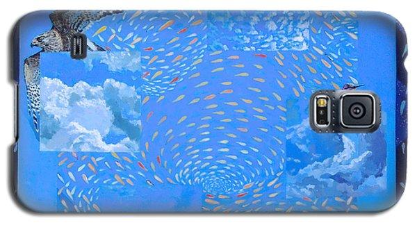 Boundary Series Vii Galaxy S5 Case