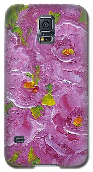 Bouquet Galaxy S5 Case by Judith Rhue