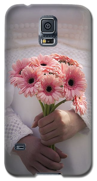 Bouquet Of Flowers Galaxy S5 Case