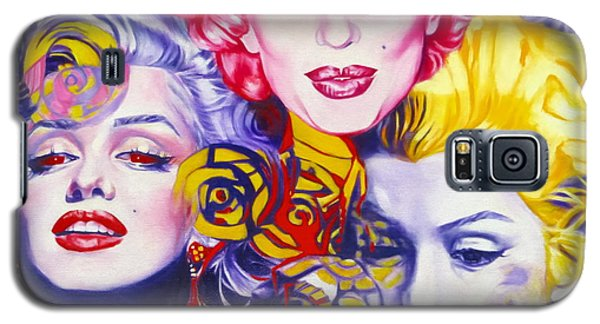 Bouquet Of Marilyn Galaxy S5 Case