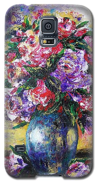 Bouquet Of Scents Galaxy S5 Case by Vesna Martinjak