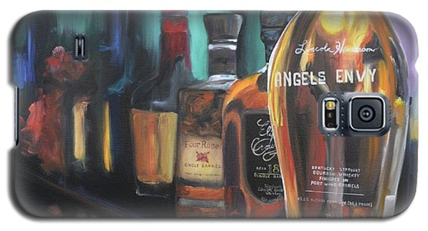 Bourbon Bar Galaxy S5 Case by Donna Tuten