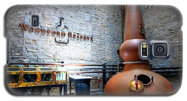 Bourbon Distillery Galaxy S5 Case