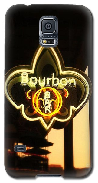 Bourbon Street Bar New Orleans Galaxy S5 Case