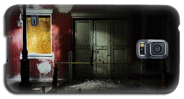 Bourbon Street Cemetery Galaxy S5 Case