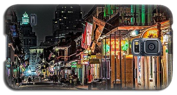 Bourbon Street Glow Galaxy S5 Case