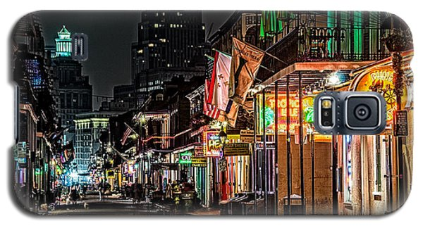 Bourbon Street Glow Galaxy S5 Case