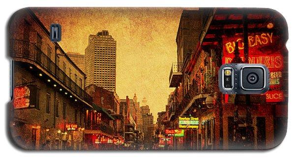 Bourbon Street Grunge Galaxy S5 Case