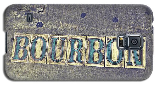 Bourbon Street Tiles Galaxy S5 Case