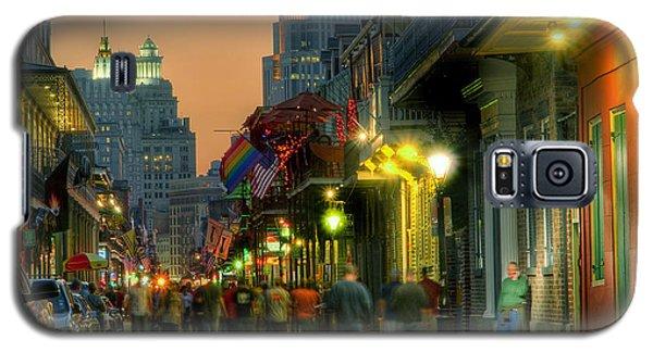 Bourbon Sunset Galaxy S5 Case by Ray Devlin
